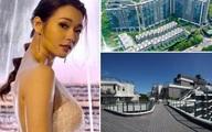Cuộc sống sau ly hôn của Á hậu Hong Kong Lữ Tuệ Nghi