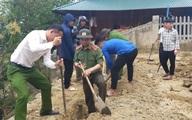 600 hộ nghèo vùng cao Mường Lát, Thanh Hóa chuẩn bị có nhà mới