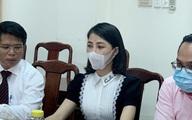 Thơ Nguyễn xin dừng buổi làm việc giữa chừng vì sức khỏe không tốt