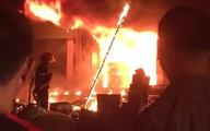Giận người thân, cụ ông U80 tưới xăng đốt 3 căn nhà với ý định giết nhiều người