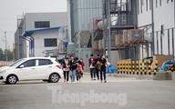 Phớt lờ lệnh cấm, công ty ở Chí Linh cho công nhân đi làm