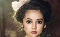 Gia đình phản hồi về ảnh trang điểm đậm của diễn viên nhí Diệp Anh