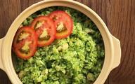Ăn cơm trắng mãi cũng chán rồi, thử làm cơm chiên muối ớt xanh cho bữa ăn thêm phần mới lạ!
