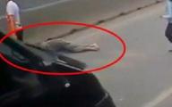 Limousine phóng nhanh đâm bay người sang đường, hiện trường tai nạn khiến tất cả ám ảnh