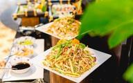 Thưởng thức trọn hương vị thế giới tại nhà hàng buffet cao nhất Nam Bộ