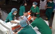 Bệnh viện Chợ Rẫy tiếp nhận nữ bệnh nhân COVID-19 nặng nhất Việt Nam