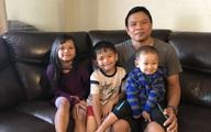 Nỗi ám ảnh đeo bám 3 cha con gốc Á suýt bị giết chết ở Mỹ
