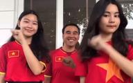 2 cô con gái nhà Quyền Linh chiếm sóng khi xuất hiện cạnh bố, nhan sắc và chiều cao vượt trội