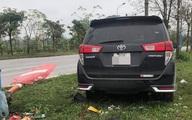 """Thông tin mới nhất vụ xe Innova đâm """"điên loạn"""" làm 3 người thương vong ở Hà Nội"""