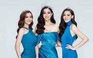 Nhan sắc top 3 Hoa hậu Thế giới Việt Nam 2019 sau hai năm