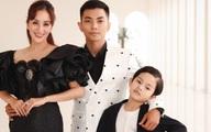 Con trai lên 6 của Khánh Thi - Phan Hiển: Vẻ ngoài chững chạc, theo gene cha mẹ