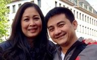 Bạn bè thăm mộ nhân hai năm Anh Vũ mất