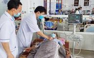 Cứu nam bệnh nhân ngộ độc thuốc tê khi làm răng giả