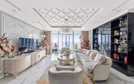 Căn hộ 188 m2 với nội thất gần 3 tỷ đồng