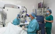 Phẫu thuật miễn phí, mang lại ánh sáng cho bệnh nhân có hoàn cảnh khó khăn