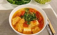 """Lâu lắm vợ Lam Trường mới nấu món chồng thích, Phạm Quỳnh Anh liền """"hờn trách"""""""