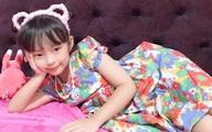 Con gái 5 tuổi là 'bản sao' của Lê Kiều Như