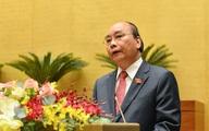 Đồng chí Nguyễn Xuân Phúc được giới thiệu bầu làm Chủ tịch nước