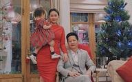 Cuộc sống được chồng đại gia cung phụng như bà hoàng của Phan Như Thảo