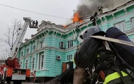 Bác sĩ dũng cảm mổ tim cho bệnh nhân giữa lúc bệnh viện đang cháy