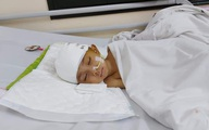 Trái tim bé Đức Huy đã ngừng đập sau 2 năm kiên cường chiến đấu với bệnh hiểm nghèo