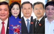 5 nhân sự được đề cử để bầu một số Ủy viên Ủy ban Thường vụ Quốc hội