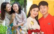 Đời thường bình yên bên con cái của cặp mỹ nhân Thu Hà - Hồng Diễm