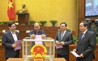 Tổng Kiểm toán Nhà nước, Tổng Thư ký cùng 4 nhân sự cấp cao của Quốc hội vừa được miễn nhiệm