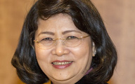 Sáng nay, Quốc hội miễn nhiệm Phó Chủ tịch nước Đặng Thị Ngọc Thịnh