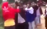 Nghệ An: Phẫn nộ clip nữ sinh lớp 8 bị đánh hội đồng