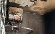 Cụ bà 80 tuổi may mắn thoát khỏi ngôi nhà bị cháy rụi