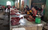 """Dịch viêm da nổi cục trên trâu bò, các tiểu thương ở Nghệ An, Hà Tĩnh, Quảng Bình """"kêu trời"""""""