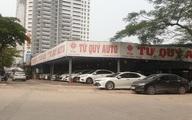 Hà Nội bùng phát những con phố salon, gara ô tô