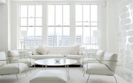 Vì sao không nên thiết kế nội thất toàn màu trắng?