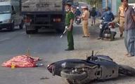 Học sinh lớp 2 tử nạn trên đường đến trường