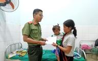 Làm thẻ căn cước cho dân, công an cứu kịp thời đôi chân cháu bé 3 tuổi
