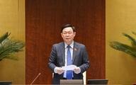 """Chủ tịch Quốc hội Vương Đình Huệ: """"Kiện toàn nhân sự tại Kỳ họp này là bước chuyển giao quan trọng"""""""