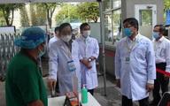 Đặt tình huống bất ngờ phát hiện ca nghi nhiễm COVID-19 tại bệnh viện để kiểm tra khả năng ứng phó