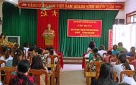 Quảng Ninh chú trọng nâng cao năng lực đội ngũ cán bộ dân số