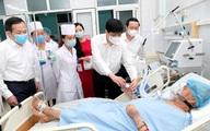 Kỳ vọng của Bộ trưởng Bộ Y tế với Bệnh viện Đa khoa tỉnh Thanh Hoá