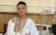 Sức khỏe của Khắc Việt ra sao sau ca phẫu thuật vì gãy tay?