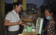 Những nồi cháo san sẻ tình yêu thương tại Bệnh viện Đa khoa khu vực Bắc Quảng Bình