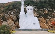 """""""Cha đẻ"""" của Nữ thần tự do phiên bản """"đột biến"""" ở Sa Pa lên tiếng và những bức tượng khiến dư luận phẫn nộ"""