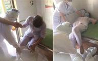 Câu chuyện cảm động phía sau hình ảnh 3 nữ nhân viên y tế kiệt sức đến ngất xỉu khi chống dịch COVID-19