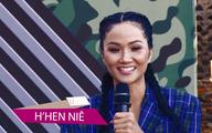 """Hoa hậu H'Hen Niê và ca sĩ Hải Yến khuấy động """"Chúng tôi chiến sĩ 2021"""""""