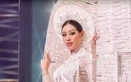 Sự cố trong đêm thi trang phục dân tộc ở Hoa hậu Hoàn vũ