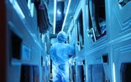 ẢNH: 12 chốt kiểm soát dịch tại các cửa ngõ TP.HCM bắt đầu hoạt động