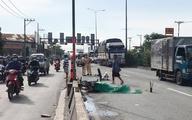 Văng vào làn ôtô sau tai nạn ở TP.HCM, nam thanh niên tử vong