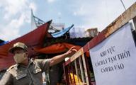 Chợ Phú Nhuận được gỡ phong tỏa