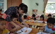 TPHCM tăng lương gấp đôi cho giáo viên mầm non mới ra trường